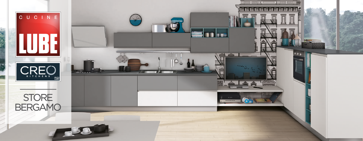 CREO KITCHENS STORE BERGAMO